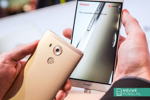 Huawei Mate 8 hands-on