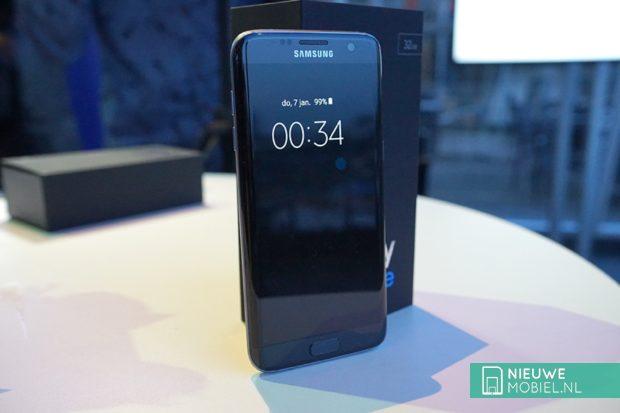 Samsung Galaxy S7 edge Always ON Display