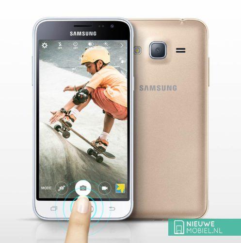 Samsung Galaxy J3 (2016) camera snelstarten