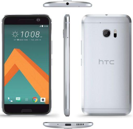 HTC 10 persrender