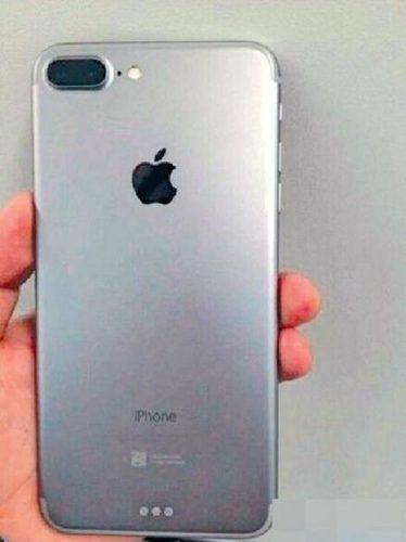 iPhone 7 duo camera