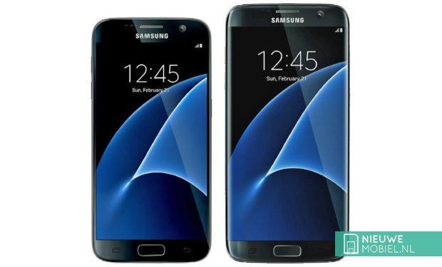 Samsung Galaxy S7 en Samsung Galaxy S7 edge