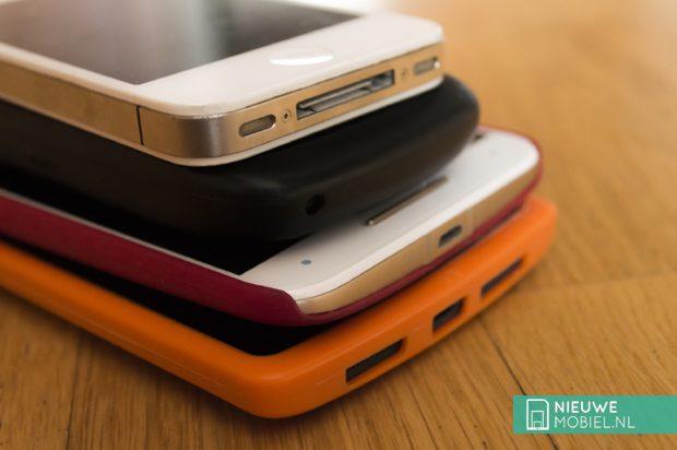 Hoe verslaafd zijn we aan onze smartphone?