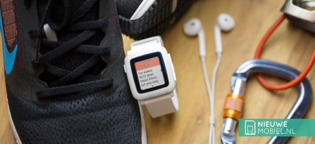 Pebble Time fitness