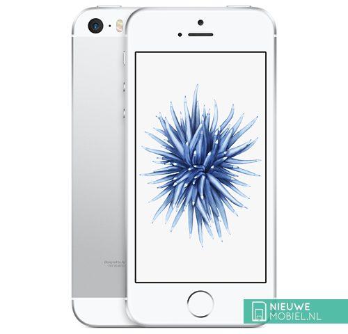 Apple iPhone SE zilverkleurig