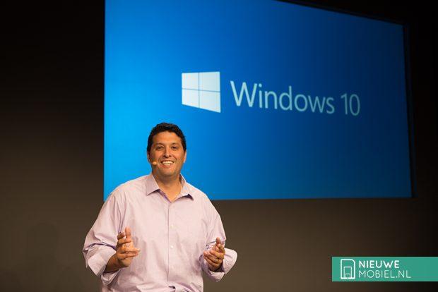 Windows-baas Terry Myerson