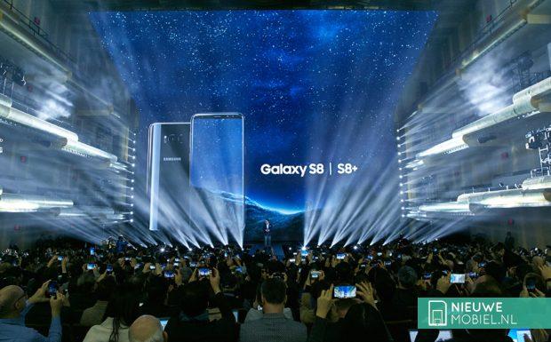 Samsung Unpacked Galaxy S8