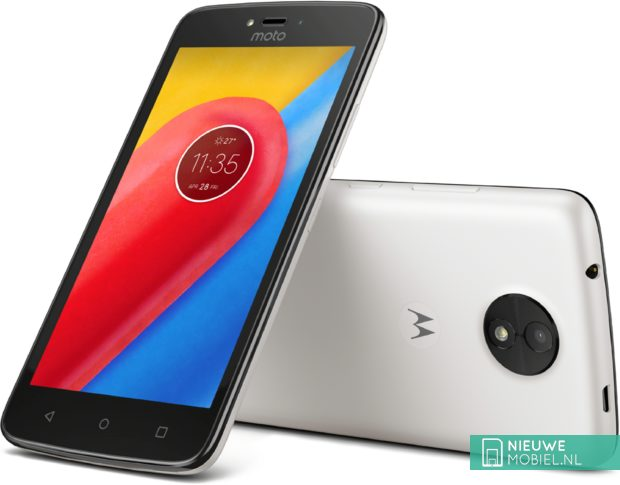Motorola Moto C wit