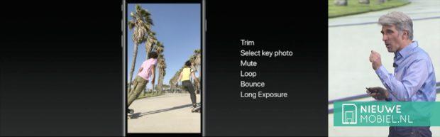 iOS11 Live Photos