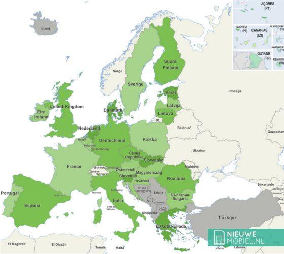 Lidstaten Europese Unie