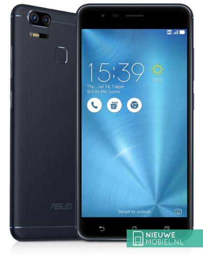Asus Zenfone Zoom S Navy Black