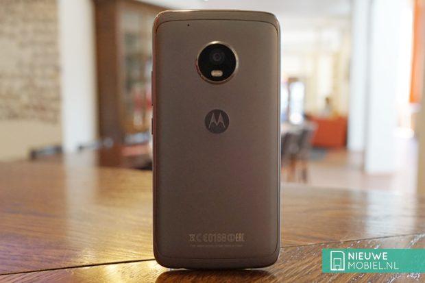Motorola Moto G5 Plus Rear