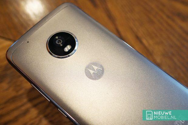 Motorola Moto G5 Plus camera module