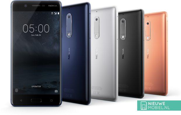 Nokia 5 reeks