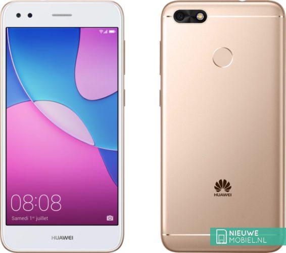 Huawei Y6 Pro 2017 White Gold