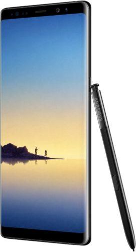 Samsung Galaxy Note 8 met S Pen