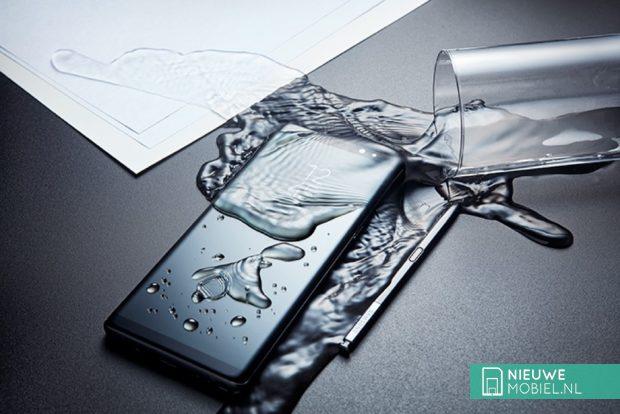 Samsung Galaxy Note 8 IP68