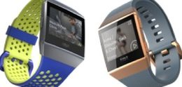 Fitbit Ionic is bedrijfs eerste echte smartwatch