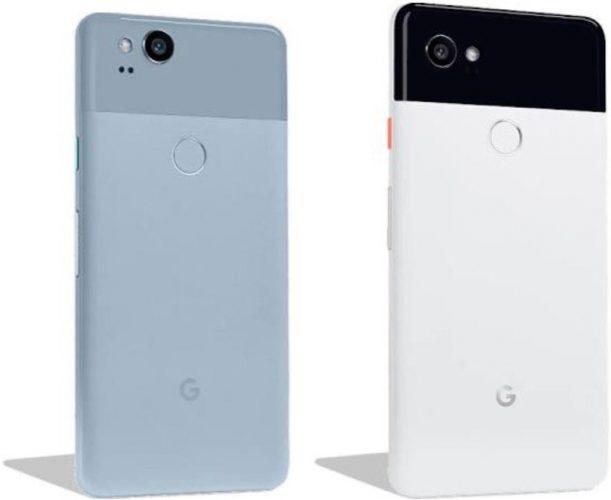 Google Pixel 2 en Pixel 2 XL