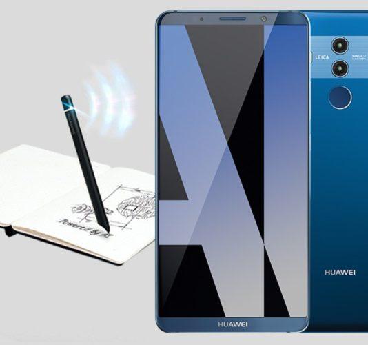 Huawei Mate 10 Pro Pen