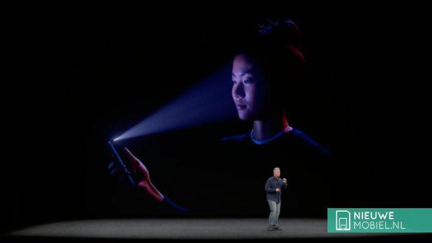 Apple FaceID combineert diverse technieken om gezichten te herkennen
