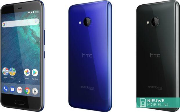 HTC U11 Life uitvoeringen