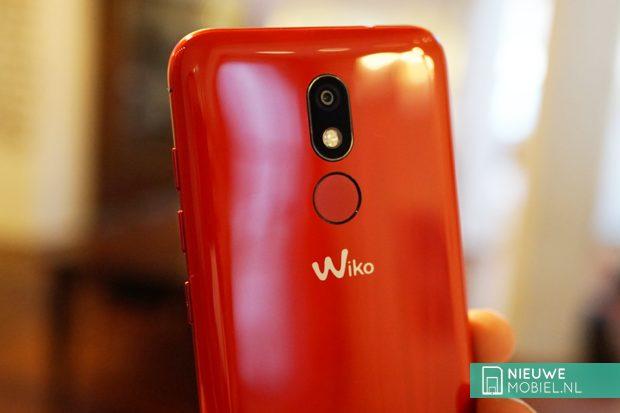 Wiko WIM Lite vingerafdrukscanner