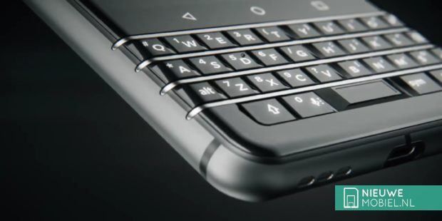 BlackBerry KEYone toetsenbord