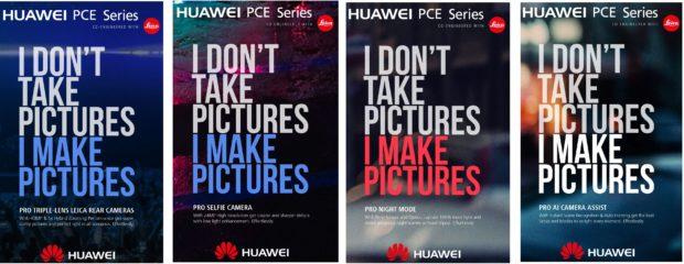 Huawei PCE-serie