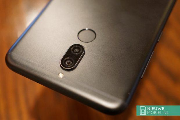 Huawei Mate 10 Lite camera's