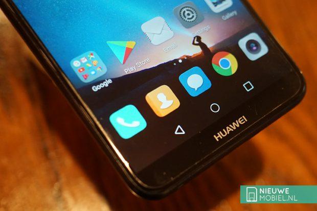 Huawei Mate 10 Lite onderkant