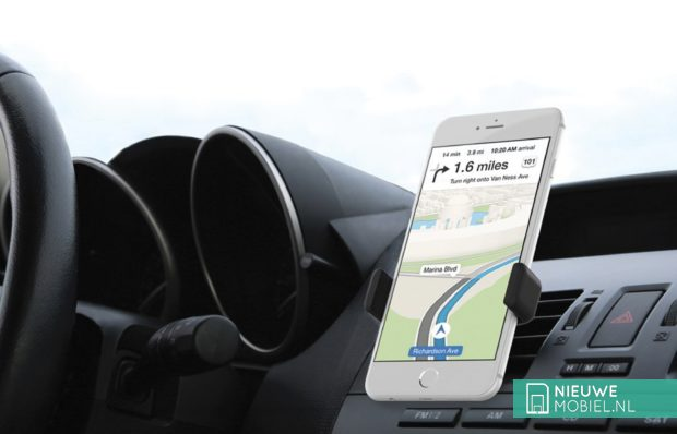 iPhone car holder