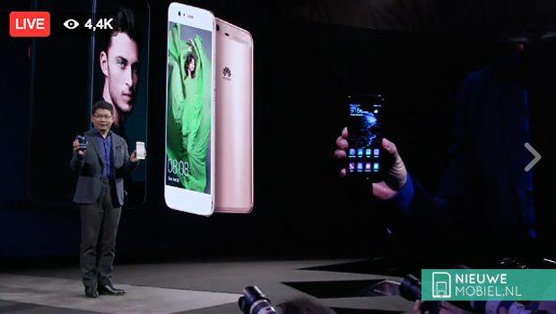 Huawei P10 en P10 Plus