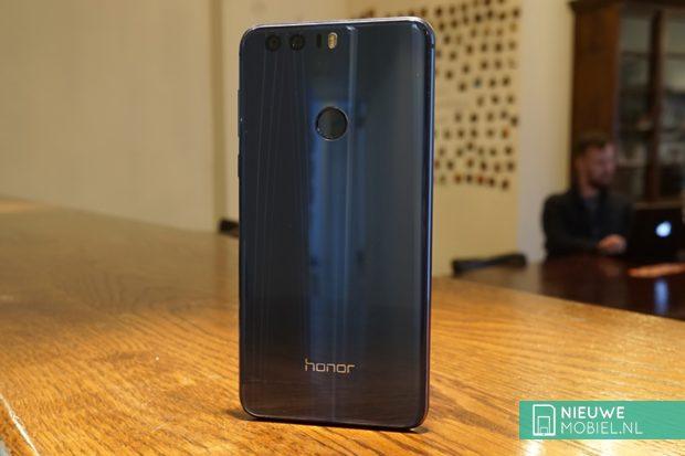 Honor 8 achterkant
