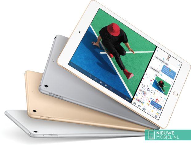 Apple's nieuwe iPad 9.7 inch