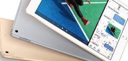 Apple ververst 9.7 inch grote iPad Air 2