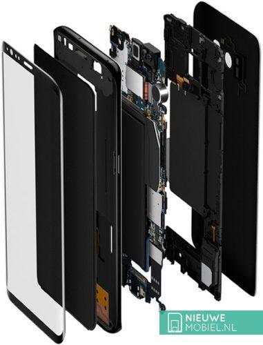 Samsung Galaxy S8 binnenkant