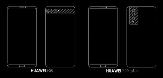 Huawei P20 en P20 Plus