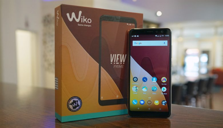 Wiko View Prime review