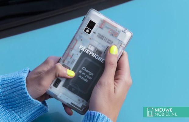 Fairphone 2 Slim Case - Transparent