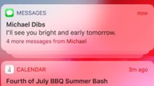 Apple presenteert iOS 12; gegroepeerde notificaties en meer snelheid