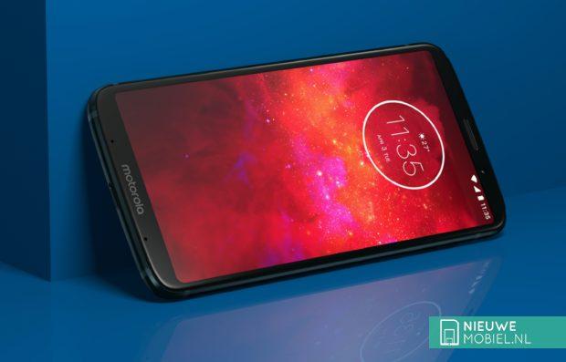 Motorola Moto Z3 Play Deep Indigo