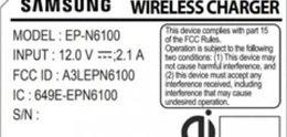 Flink grotere batterij voor Samsung Galaxy Note 9 verwacht