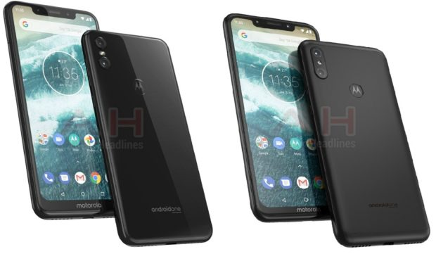 Motorola One en Motorola One Power