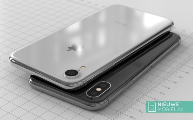 Apple iPhone 2018 6.1 inch render
