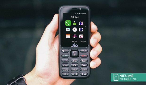 JioPhone met KaiOS