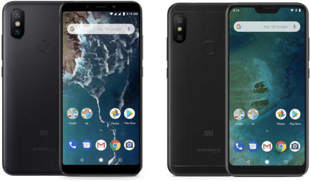 Xiaomi Mi A2 en A2 Lite