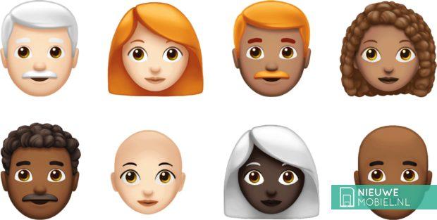 Unicode 11.0 emoji