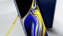 @evleaks toont Samsung Galaxy Note 9 met gele S Pen