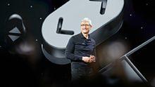 Apple voor het eerst meer dan 1 biljoen dollar waard